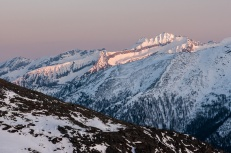 Vysoké Taury - Hochalmspitze