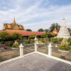 Kambodža, Phnom Penh