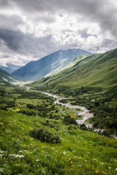 Údolí Enguri